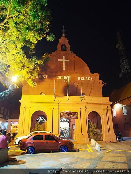 馬六甲的教堂景點