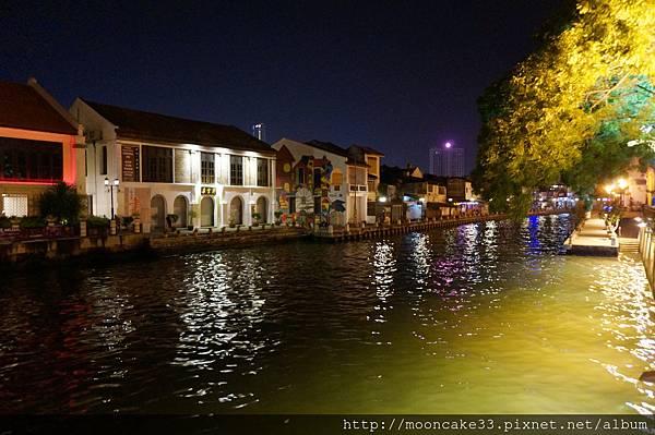 馬六甲夜景