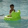 螃蟹游泳圈