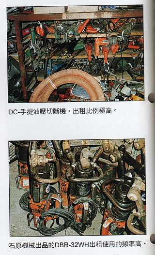 電動油壓鋼筋校直機