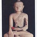 印度普那奧修社區的笑佛