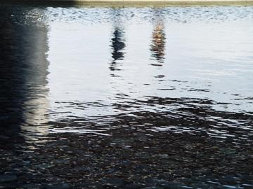 法鼓山鏡池