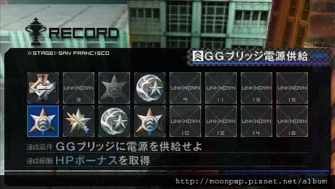 PSP 黑岩射手