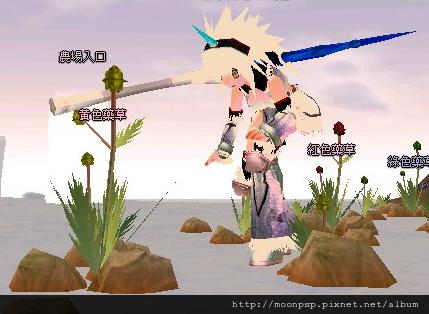 瑪奇Mabinogi MOD 魔物獵人2G 麒麟套裝2.jpg