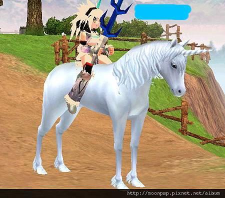瑪奇Mabinogi MOD 魔物獵人2G 麒麟套裝4.jpg