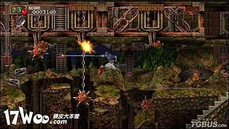 惡魔城 X:年代記3.jpg