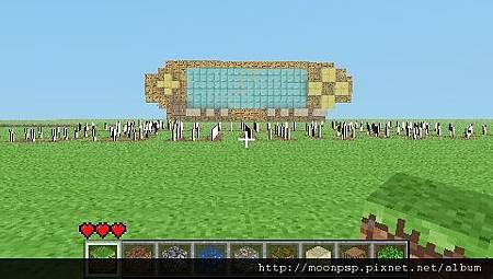 PSP 當個創世神(Minecraft)0.8V-7