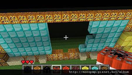 PSP 當個創世神(Minecraft)0.8V-6