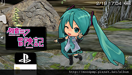 PSP MIKU RPG