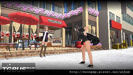 PSP秋葉原之旅攻略Misson 14 Mr.Xに會う 2.jpg