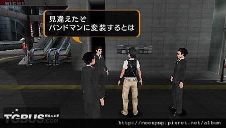 PSP秋葉原之旅攻略Misson 7阿倍野優を誘い出せ.jpg