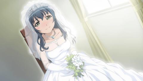 PSP我的妹妹不可能這麼可愛公略 紗織完美結局CG