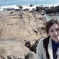 海蝕海平台