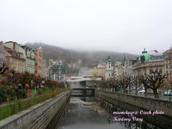 隨便拍,都美得像一幅畫的卡洛維瓦利 Karlovy Vary