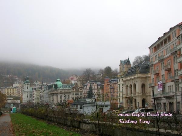 卡洛維瓦利 Karlovy Vary,最古老的溫泉所在