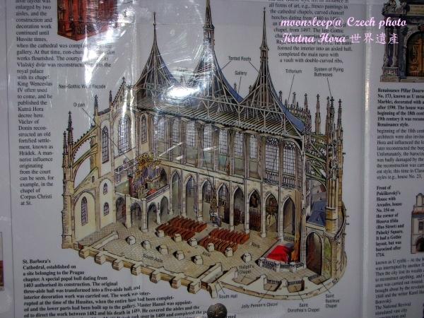 聖巴巴拉教堂內部圖