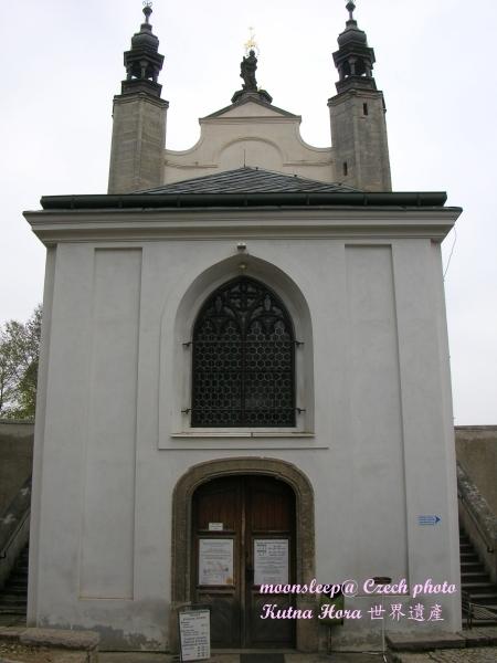 驚悚的人骨教堂,外觀感覺很不起眼