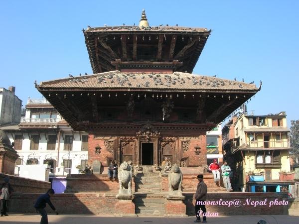 賈格那拉揚廟Jagannarayan Temple