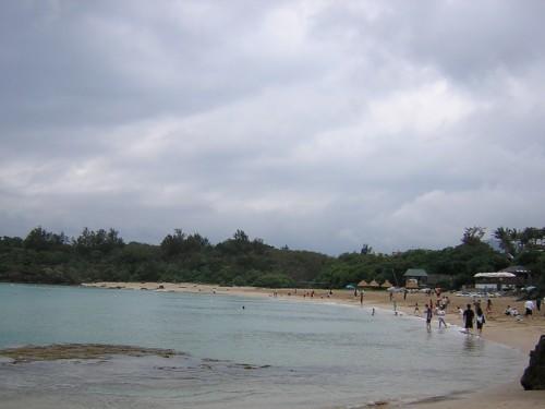 墾丁福華飯店私人沙灘