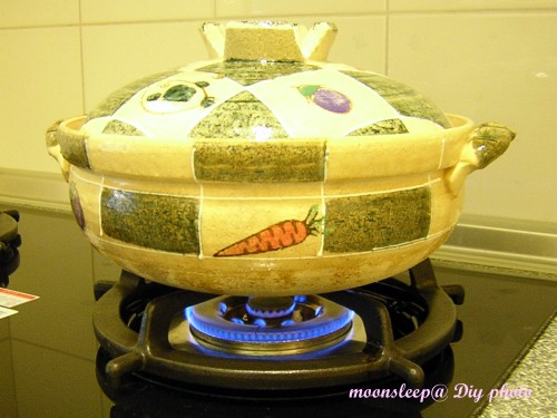 炆火慢燉是煲湯的重點唷!