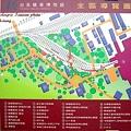 台灣糖業博物館全區導覽圖