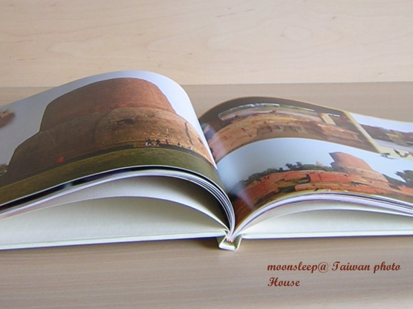相片書(數位印刷相本寫真書)內頁
