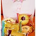 拉法頌彌月試吃小禮盒。內容物