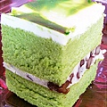 禮坊彌月蛋糕。抹茶紅豆