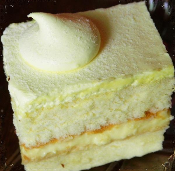 禮坊彌月蛋糕。黃檸檬雪藏