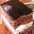 禮坊彌月蛋糕。香蕉巧克力