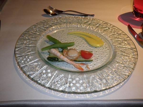 開胃菜風味海鮮
