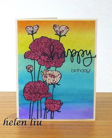 Helen MCC#97示範作品