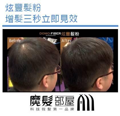 纖維式假髮-1