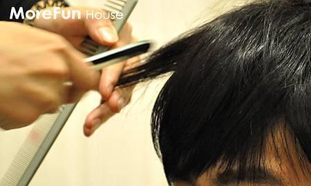 假髮剪髮01