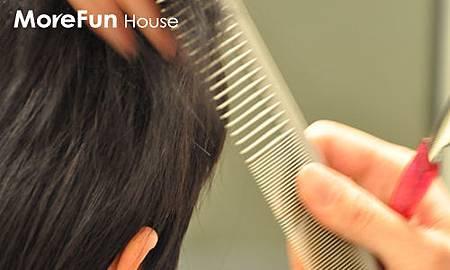 假髮剪髮04