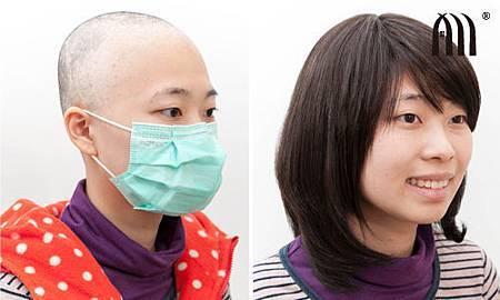 魔髮部屋醫療假髮康復輔具5
