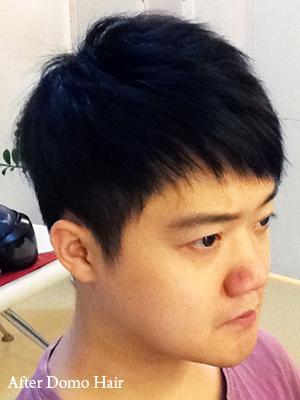 科技假髮使用後 (2)