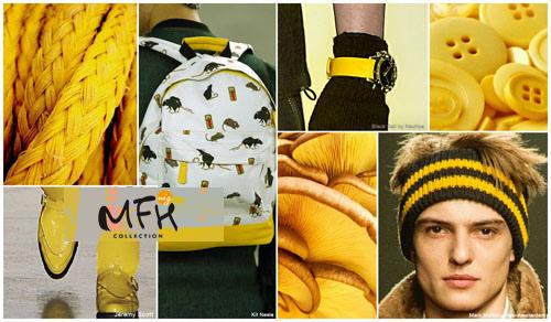 MFH-Yellow鮮黃色