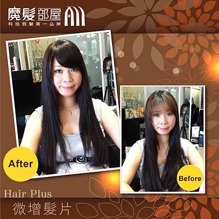 增髮髮片 (1)