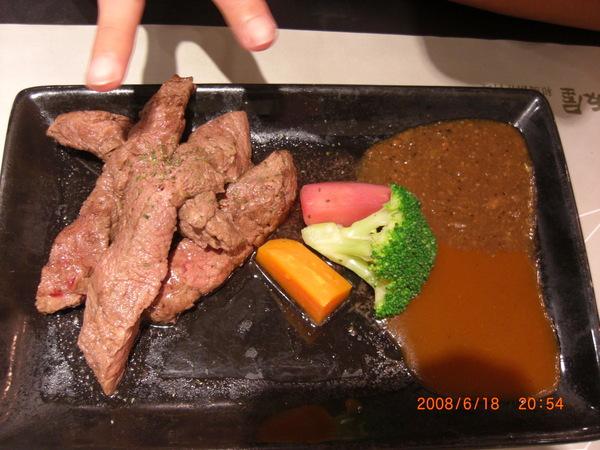 陶板原塊牛肉