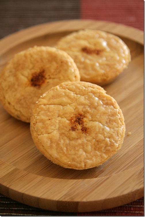 台中燒菓子 七味帕瑪森酥餅