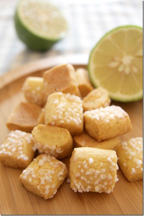 台中燒菓子  珍珠檸檬