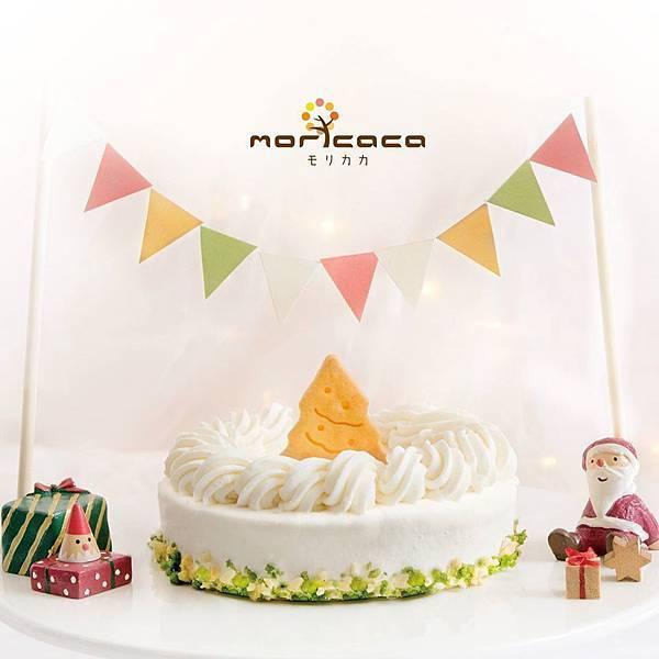 台中 聖誕 限定 耶誕蛋糕【香緹乳酪】2016 台中耶誕蛋糕 森果香