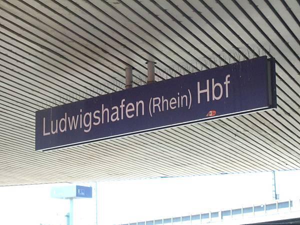 Ludwigshafen!