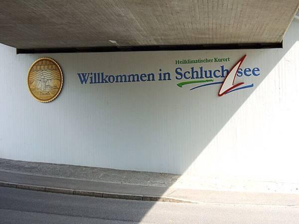 Willkommen in Schluchsee!