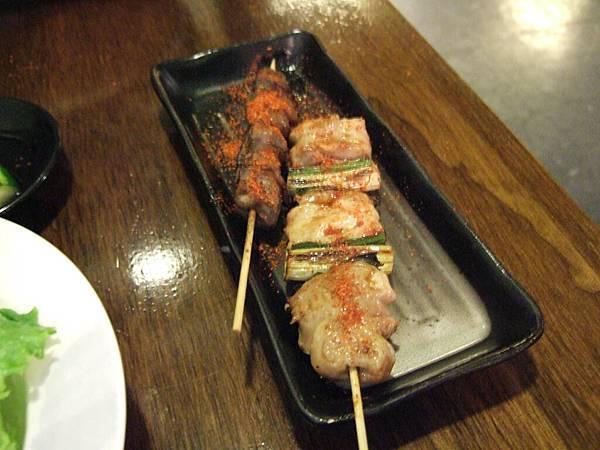 超好吃串燒!