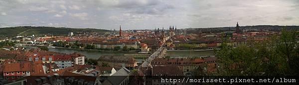 Panorama City View