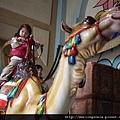 110404 (16) Tinnie 騎駱駝.JPG