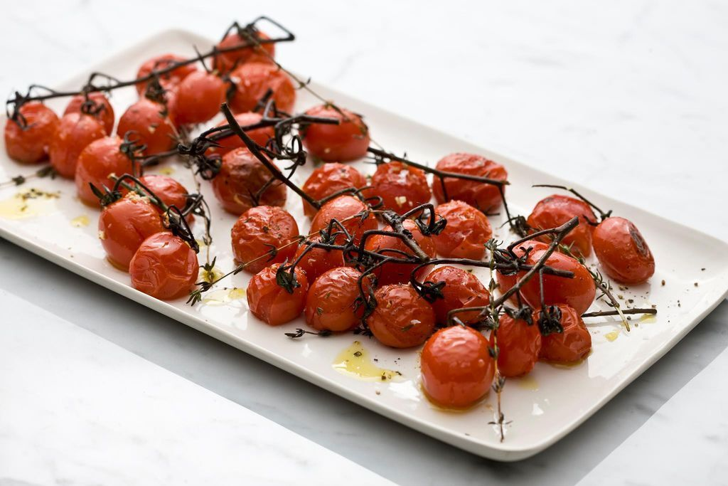 情緒美食烤蕃茄