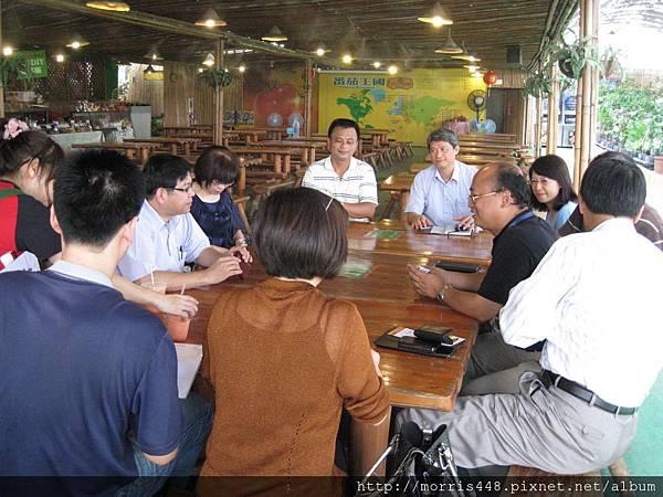 0711台灣植物工廠產業協會---金勇DIY蕃茄農場參訪&研討會 001